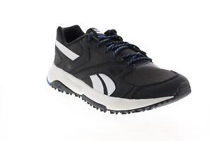 Reebok Lavante Terrain FX1422 Mens Black Synthetic Athletic Running Shoes