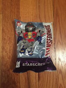 Wendy's Kids Meal Transformers Starscream 35th Anniversary Toy New Sealed! Cool!