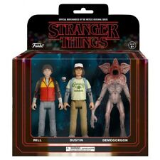 Stranger Things Action Figures 3-Pack #02 Funko