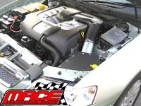 CLEAR LID COLD AIR INTAKE W/ K&N FILTER FORD FALCON BA BF BARRA 220 230 5.4L V8