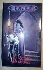 Ravenloft La Legende des Tenebres, coffret 3 tomes