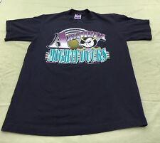 MIGHTY DUCKS - L - TShirt/T-Shirt Vintage Anaheim NHL Hockey