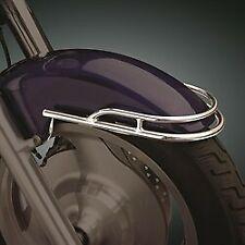 Honda 00-08 VT1100 Shadow Sabre Show Chrome Front Fender Rail Twin Tube 53-119