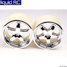 Traxxas 4972X Wheels T-Maxx (chrome) (2)