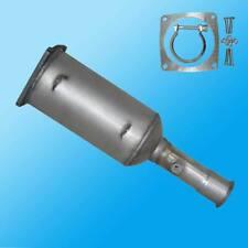 EU3 DPF Dieselpartikelfilter PEUGEOT 807 2.0 Hdi 2.2 Hdi - 4HW RHT RHM 2002-