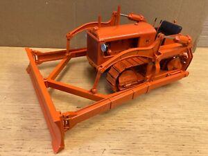 1/16 scale speccast Allis Chalmers K crawler bulldozer  tracteur tractor