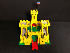 Lego 375/6075 Castle classic gelbe Ritterburg Ritter 1978 Castle Burg