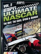 ULTIMATE NASCAR VOL. 2. THE DIRT, THE CARS, SPEED & DANGER. 140 Mins. ESPN 80335