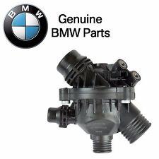 For BMW E83 E85 E88 E89 E90 E91 E92 97 deg. C Thermostat w/ Housing Genuine