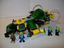 Lego 6180 Aquazone Hydronauts HYDRO SEARCH SUB Complete w/Instructions