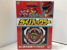 Super Sentai Artisan Dyno Buckler Kyoryu Zyuranger Power Ranger BANDAI JAPAN New