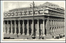 BORDEAUX France CPA 1920/30 Grand Théatre Theater Platz