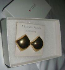 *ETIENNE AIGNER*  Clip Earrings