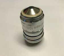 Carl Zeiss Planapo 100x / 1.3 Oil Microscope Objective 160 mm TL