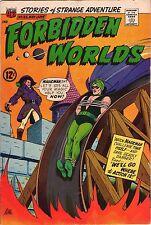 Forbidden Worlds #135 - Magicman Bondage Cover - 1966 (6.5) Wh
