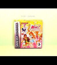 WINX CLUB : Quest for the Codex - Jeu GBA Tbe - (Konami VF) -