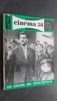 Revista Dibujada Cinema N º 26 Abril 1958 ABE