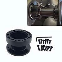51mm Steering Wheel Spacer Adapter Hub Boss Kit Universal Aluminum For MOMO OMP