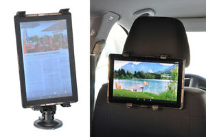 Universalhalter für Tablets Halter Kfz Auto Rücksitz