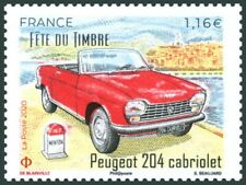"""TIMBRE FRANCE NEUF 2020 """" Peugeot 204 cabriolet"""" Y&T 5429"""