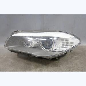 DAMAGED 2011-2013 BMW F10 5-Series Sedan Left Front Xenon Adaptive Headlight OEM