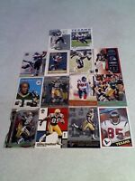 *****Corey Bradford*****  Lot of 85 cards.....46 DIFFERENT / Football