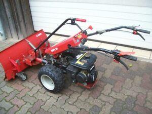 1 Stück  Köppl 4 K 506 Einachs Traktor mit Schneeschild Einachsschlepper #48