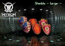 HITECH MINIATURES - ASHI001 Universal S-F Shields *Warhammer Bitz 40k 40000*