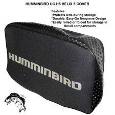 HUMMINBIRD UC H5 HELIX 5 COVER: Durable: Easy-On Neoprene Waterproof Design