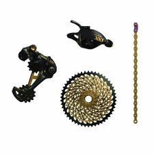 XX1 EAGLE GOLD 12V 1x12 Cambio Comando Cassetta Catena (Upgrade Kit)