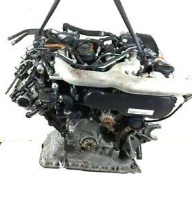 Audi A4 B8 2008-2012 2.7 TDI V6 Engine With Injectors And Fuel Pump CAMA