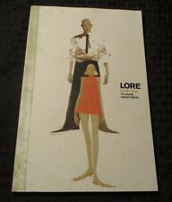 2004 LORE Book One by Ashley Wood IDW NM 1st Ed.