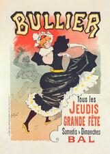 Bal Bullier by Georges Meunier 90cm x 64cm Art Paper Print