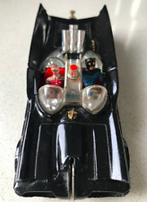 Corgi 267 Batmobile 1970's CLEAR SCREEN Excellent Example Rare.