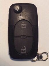 AUDI S4 A4 FACTORY REMOTE UNCUT KEY 4DO.837.231D OEM TRANSMITTER MZ2 410 819 6 4