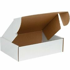 Tape Logic Tlmfl14144 Deluxe Literature Mailers 14 X 14 X 4 White Pack Of 50