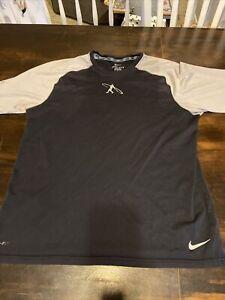 Nike Dri-Fit Baseball Ken Griffey Jr. SWINGMAN T-Shirt, Mens L