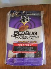 Hot Shot Bedbug Mattress And Luggage Treatment Bag Kit x2 Quantity 2 pieces