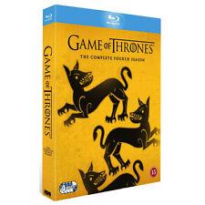 GAME OF THRONES - Season / Series 4 - LIMITED EDITION Blu-Ray - Region 2/B - NEW