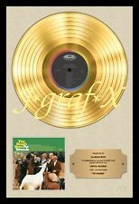 Beach Boys Pet Sounds - Gold Record - Poster Reproduction - Really Cool Artwork!