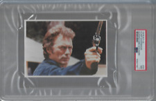 1975 CLINT EASTWOOD PSA 7 S.T.I.G. SUPERSTARS POP 1 ONLY GRADED EXAMPLE!