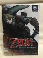 The Legend of Zelda Twilight Princess Soft Japan GameCube Nintendo