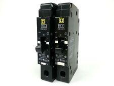 Edb14015 Square D Circuit Breaker (Lot of 2)