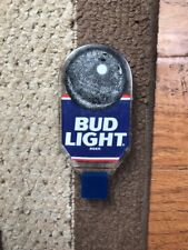 Bud Light Beer Bowling Ball Acrylic 7 In Tap Handle-Hard To Find.