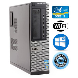 Dell Optiplex 7010 SFF Desktop PC (intel i3-3rd gen 3.4GHz, 4GB RAM, 500GB HDD)