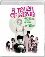 A Touch of Genie Blu Ray & DVD Vinegar Syndrome Joe Sarno 1974 uncut