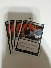 Ambition's Cost x 4 MTG 8th Edition Magic The Gathering Playset