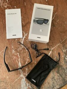 Loewe Active Glasses 3D aktive stereoscopische 3D-Brille 71133.003 71133082