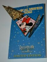 Disney Minnie Mouse Magical Wishes Passholder Commemorative Collection Pin