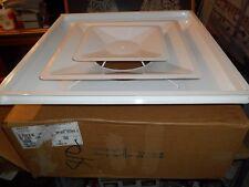 """Krueger 24"""" X 24"""" Diffuser 1450A Steel Cone 2 pieces"""